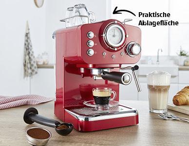 Ambiano Espresso Maschine Angebot ab 18.6.20 – Aldi Süd